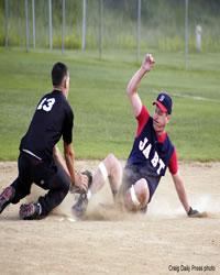 Adult Softball Players