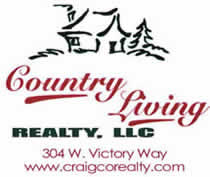 Country Living Banner