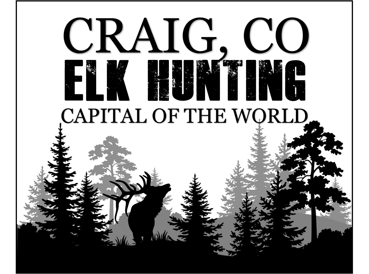 Craig CO Hunting Logo